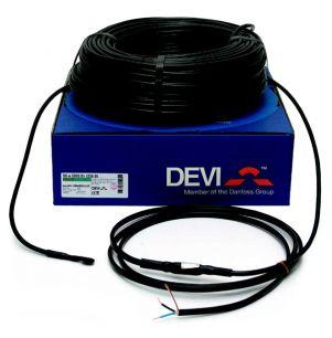 Кабель для защиты крыш от сосулек и обогрева открытых площадок DEVI DTCE-30,  10 м, 300 Вт, 230 в.