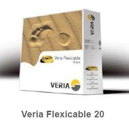 Двухжильный нагревательный кабель для теплого пола Veria Flexicable-20 1267вт  60 м