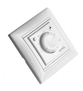 Регулятор температуры (терморегулятор) электронный AURA LTC 030
