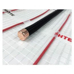 Нагревательный мат Shtein-200 на основе двухжильного кабеля  5 кв.м. Heizmatte SHT-1000