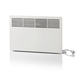 Ensto Beta - конвектор с механическим термостатом, кабелем и евровилкой Ensto EPHBM