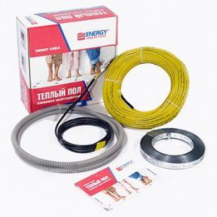Теплый пол Energy кабель  260