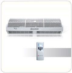 Тепловая электрическая воздушная завеса Dantex RZ-0812 DDN-3
